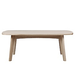 Debenhams - Oak 'Marley' coffee table