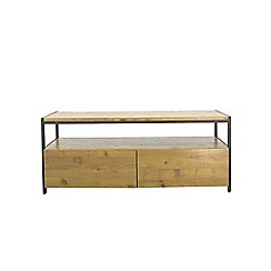 Debenhams - Pine 'Brunel' TV unit