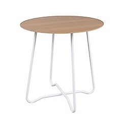 Debenhams - 'Valby' overlapping small side table