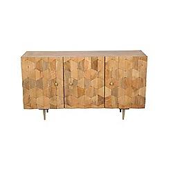 Debenhams - 'Hexagonal wide' cabinet
