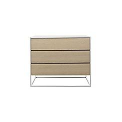 Debenhams - 'Cosmo' 3 drawer chest