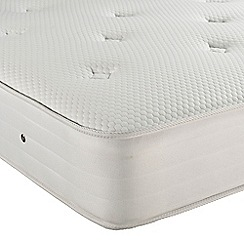 Debenhams - 'Studio Pocket Memory' pocket spring mattress