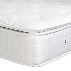 Sleepeezee - 'Gel Sensation Silver' pocket spring gel mattress