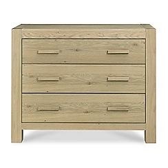 Debenhams - Oak 'Turin' 3 drawer chest