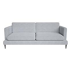 J by Jasper Conran - 3 seater brushed cotton 'Ellsworth' sofa