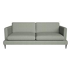 J by Jasper Conran - 3 seater textured weave 'Ellsworth' sofa