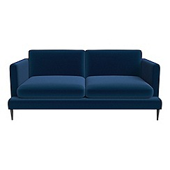 J by Jasper Conran - 2 seater velvet 'Ellsworth' sofa