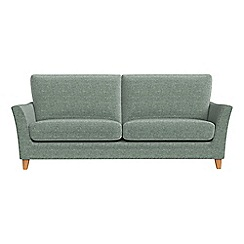 Debenhams - 4 seater chenille 'Abbeville' sofa