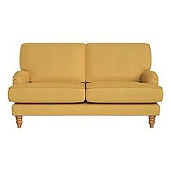 Debenhams - 2 seater tweedy weave 'Eliza' sofa