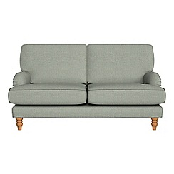 Debenhams - 2 seater textured weave 'Eliza' sofa