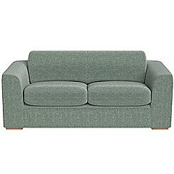 Debenhams - 3 seater chenille 'Jackson' sofa