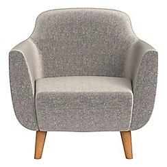 Ben de Lisi Home - Chenille 'Marco' armchair
