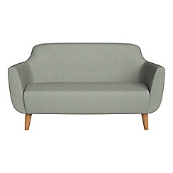Ben de Lisi Home - Small 2 seater textured weave 'Marco' sofa