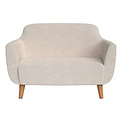 Ben de Lisi Home - Compact brushed cotton 'Marco' sofa
