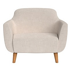 Ben de Lisi Home - Brushed cotton 'Marco' loveseat