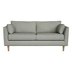 RJR.John Rocha - 2 seater textured weave 'Ravello' sofa