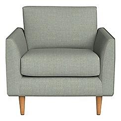 RJR.John Rocha - Textured weave 'Ravello' armchair