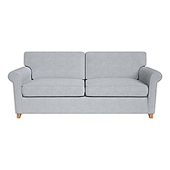 Debenhams - Brushed cotton 'Arlo' sofa bed