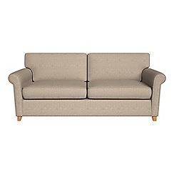 Debenhams - Textured weave 'Arlo' sofa bed