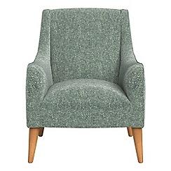 Debenhams - Chenille 'Darcey' armchair