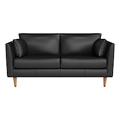 RJR.John Rocha - Small 2 seater luxury leather 'Ravello' sofa