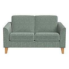 Debenhams - Compact chenille 'Carnaby' sofa