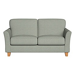 Debenhams - Small 2 seater textured weave 'Broadway' sofa