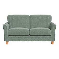 Debenhams - Small 2 seater chenille 'Broadway' sofa