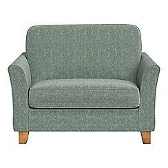 Debenhams - Chenille 'Broadway' loveseat