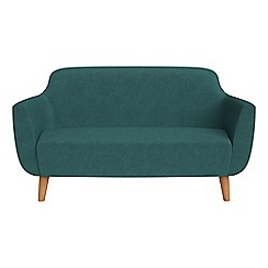 Ben de Lisi Home - Small 2 seater velour 'Marco' sofa