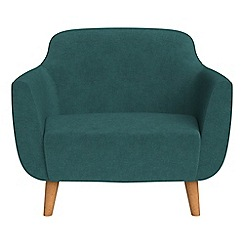 Ben de Lisi Home - Velour 'Marco' loveseat