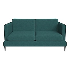 J by Jasper Conran - Small 2 seater velour 'Ellsworth' sofa