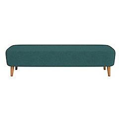 Debenhams - Velour 'Isabella' footstool