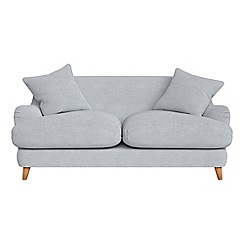 Debenhams - 2 seater brushed cotton 'Archie' sofa