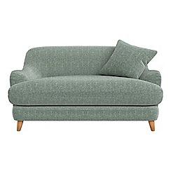Debenhams - Compact chenille 'Archie' sofa