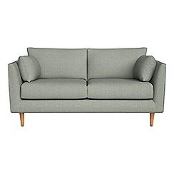 RJR.John Rocha - Small 2 seater textured weave 'Ravello' sofa