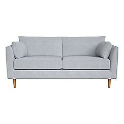 RJR.John Rocha - 2 seater brushed cotton 'Ravello' sofa