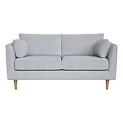 RJR.John Rocha - Small 2 seater brushed cotton 'Ravello' sofa