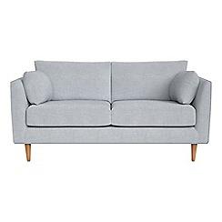 RJR.John Rocha - Small 2 seater brushed cotton 'Ravello' sofa