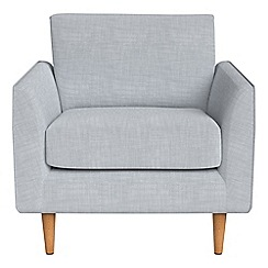 RJR.John Rocha - Brushed cotton 'Ravello' armchair