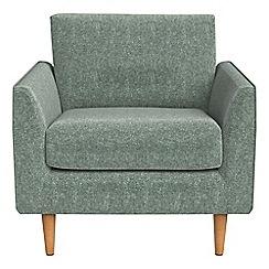RJR.John Rocha - Chenille 'Ravello' armchair