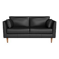 RJR.John Rocha - Small 2 seater luxury leather 'Ravello' sofa