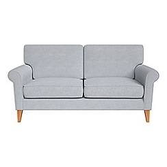 Debenhams - 2 seater brushed cotton 'Arlo' sofa