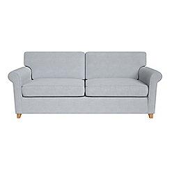 Debenhams - Brushed cotton 'Arlo' sofa bed
