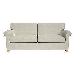 Debenhams Brushed Cotton Arlo Sofa Bed