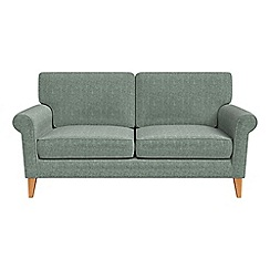 Debenhams - 2 seater chenille 'Arlo' sofa