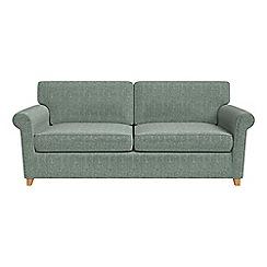 Debenhams - Chenille 'Arlo' sofa bed