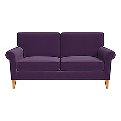 Debenhams 2 Seater Velvet Arlo Sofa