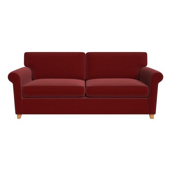 Debenhams - Velvet 'Arlo' sofa bed