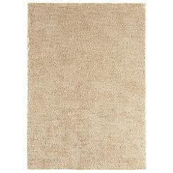 Debenhams - Cream 'Tula' rug
